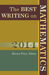 The Best Writing on Mathematics 2014