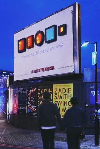 Odd One Out Billboard
