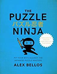 Puzze Ninja by Alex Bellos