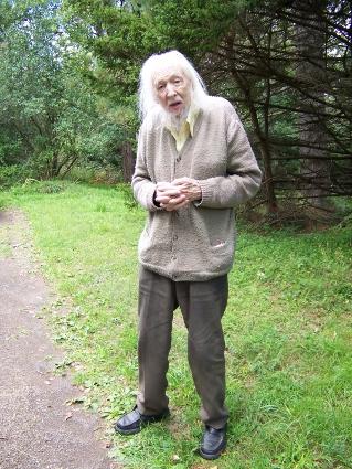 Raymond Smullyan 2012