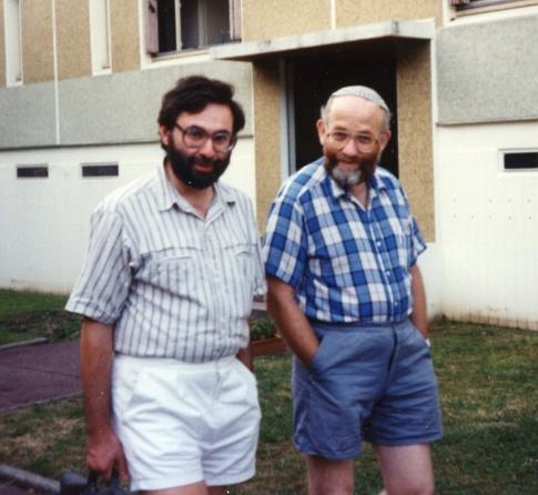 Bernstein and Goncharov