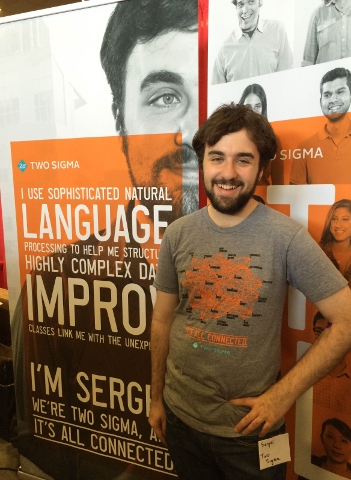 Sergei and Two Sigma Poster